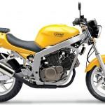 Hyosung GT 125 04