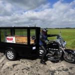 мотоцикл-катафалк